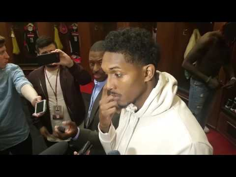 Lou Williams after Rockets loss to Jazz