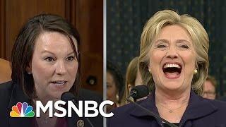 Video Hillary Clinton Has Moment Of Levity 9 Hours Into Benghazi Hearing | Rachel Maddow | MSNBC MP3, 3GP, MP4, WEBM, AVI, FLV Maret 2019