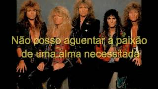 Love Ain't No Stranger - Whitesnake -Tradução Legendado