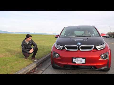 2015 BMW i3 Review