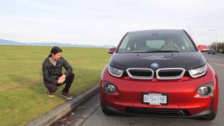 2015 BMW I3 Review