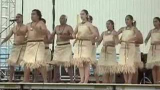 Traditional Dance Of Fiji