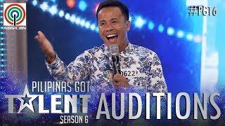 Video Pilipinas Got Talent 2018 Auditions: Jomel Cabico - Ogie Alcasid Impersonation - Sing MP3, 3GP, MP4, WEBM, AVI, FLV Februari 2019