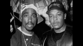 the truth behind the 2pac vs Dr.  Dre beef