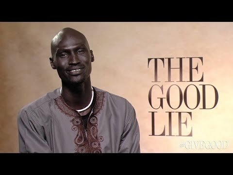 The Good Lie Viral Video #GiveGood