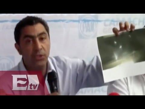 Balean a comitiva del candidato del PAN en Guerrero