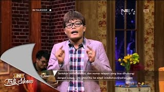 Ini Talk Show 3 September 2015 Part 1/6 - Indra Bekti, Senandung Nacita, Helmi Yahya,