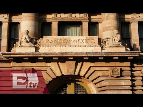 Banxico aumenta las tasas de interés por primera vez desde 2008