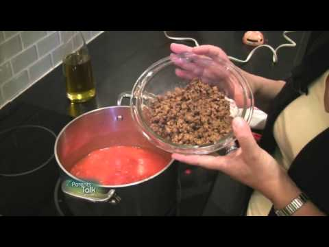 Recipe:  Meatless Spaghetti Sauce