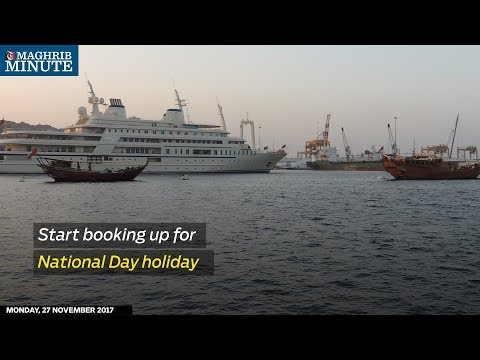 If you have not planned anything for the national day holidays, then chances are you may not find a good deal.