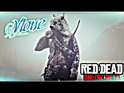 Rocking Vlone In Red Dead Online