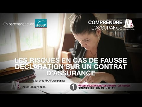 comment declarer sinistre direct assurance