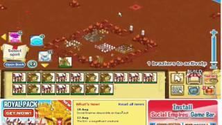Social Empires (Mineral Isle - Summon Yeti VS Rockdriller Boss) [TH]