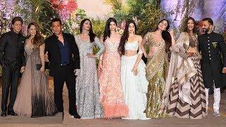 Video Full HD Video: Salman Khan, Jhanvi Kapoor, Shah Rukh Khan At Sonam Kapoor's Grand Wedding Reception MP3, 3GP, MP4, WEBM, AVI, FLV Mei 2018
