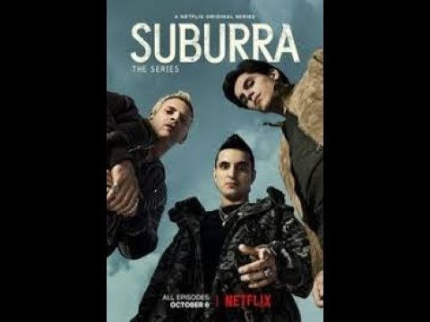 Reseña/Review Suburra: Sangre en Roma (Suburra: Blood on Rome/Suburra - La serie) Temporada 1