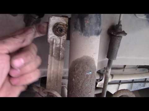 форд фьюжн замена передних стоек стабилизаторов