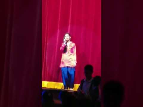 Video Shimonee   Shah ( piyush  shah rupal Doshi shah) daughter  singing  in school  annual  day download in MP3, 3GP, MP4, WEBM, AVI, FLV January 2017