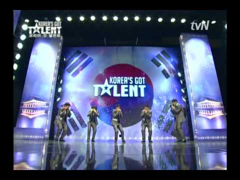 gmldnjsroEl - What a fun stage! As judges said, I really liked their naive and fresh performance!! Great job!!! :)