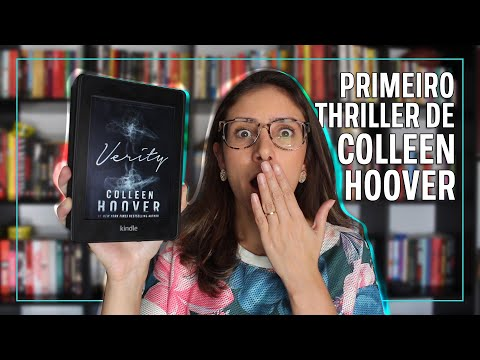 VERITY | Thriller de Colleen Hoover