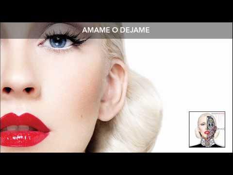 Christina Aguilera – I Am (Subtitulo Español)
