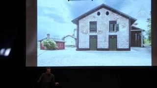 Speech Giacomo De Amicis - Project Borgo Merlassino | Archmarathon 2016