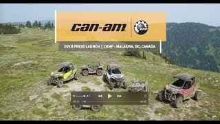 7. Riding Carl Kuster Mountain Park on 2019 Can-Am Off-Road Vehicles