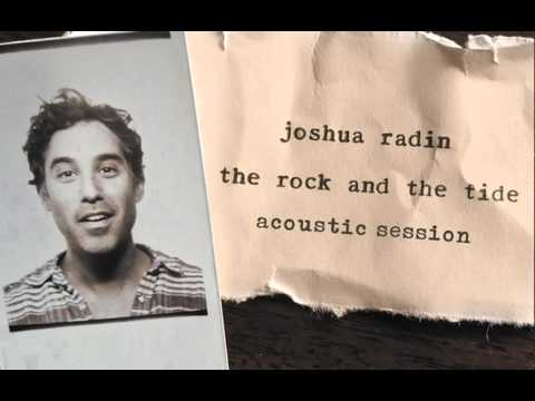 Joshua Radin - The Ones With The Light (Acoustic Session)