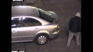 Zajarał trawę z lufy przed kamerą policji i wsiadł do auta! Szybka akcja policjantów z Bydgoszczy!