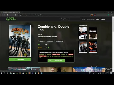 HOW TO DOWNLOAD MOVIES FOR FREE 2020 FAST AND EASY 100% WORKING