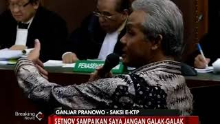 Video Begini Jawaban Ganjar Pranowo saat Ditanya Hakim Dalam Sidang Setnov - Breaking News 08/02 MP3, 3GP, MP4, WEBM, AVI, FLV Juni 2018