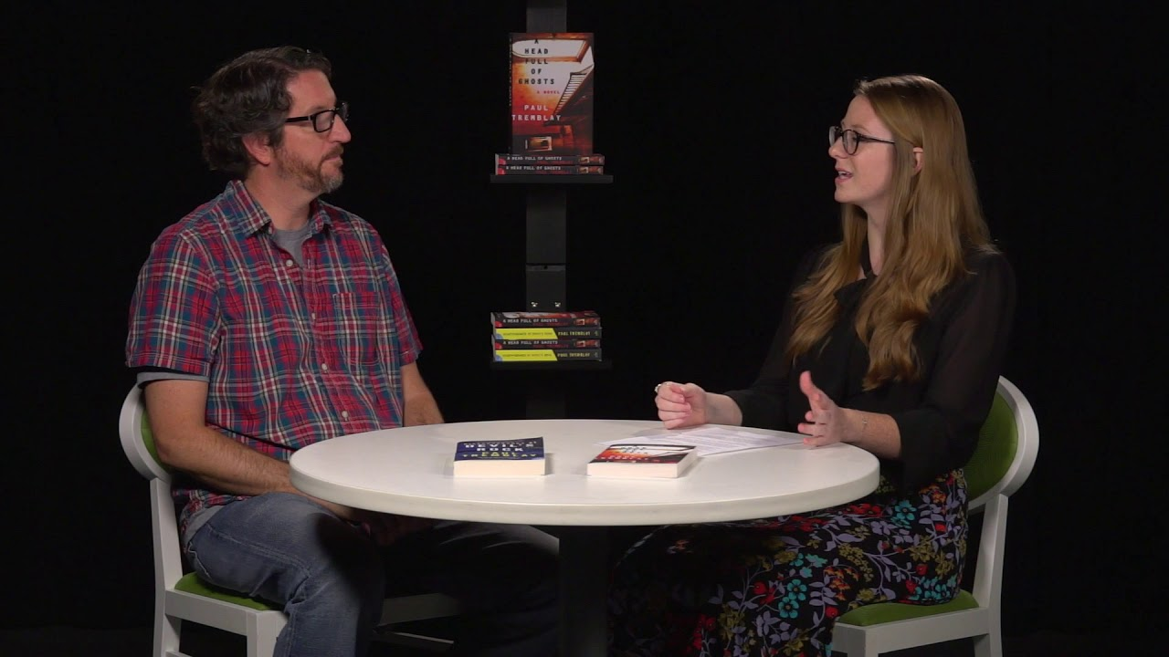 Genre Bending Interview with Paul Tremblay
