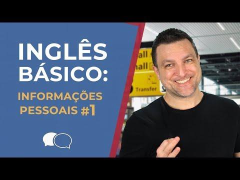 Aula de ingles Basico 1 - Curso de Ingles online