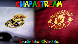 Real Madrid VS Manchester United - Champions League - 13/02/13