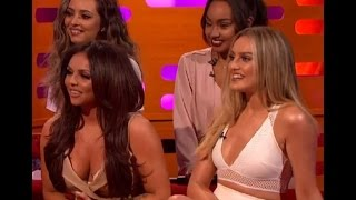 Little Mix - Secret Love Song ft: Jason Derulo (Graham Norton Show) 12th Feb 2016