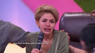 Video PAGI PAGI PASTI HAPPY - Gokil!!! Cinta Membaca Pikirannya Nikita Mirzani!! (29/5/18) Part 4 MP3, 3GP, MP4, WEBM, AVI, FLV September 2018