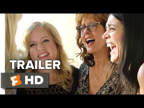 The Meddler Official Trailer #1 (2016) - Rose Byrne, Susan Sarandon Movie HD