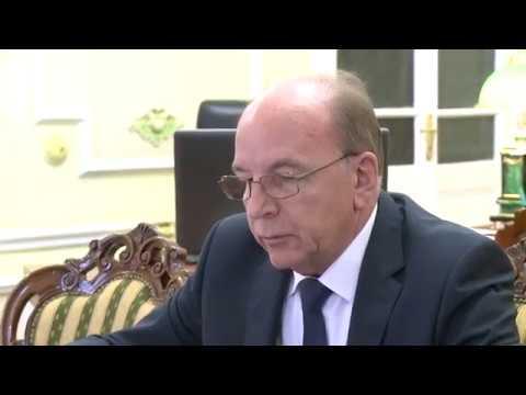 Игорь Додон провел встречу с Олегом Васнецовым