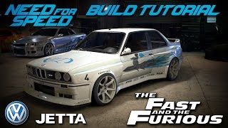 Nonton Need for Speed 2015 | The Fast & The Furious Jesse's Volkswagen Jetta Build Tutorial | How To Make Film Subtitle Indonesia Streaming Movie Download