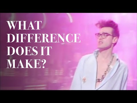 The Smiths - What Difference Does It Make? (Official Music Video)