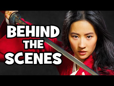 MULAN (2020) Behind The Scenes Clips & Bloopers
