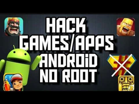 How to hack any android game without any root 2018