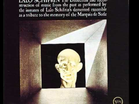 Lalo Schifrin - The Blues for Johann Sebastian Bach online metal music video by LALO SCHIFRIN