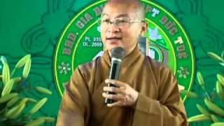 Thiền Tịnh song tu - 1/2 - Thích Nhật Từ - TuSachPhatHoc.com