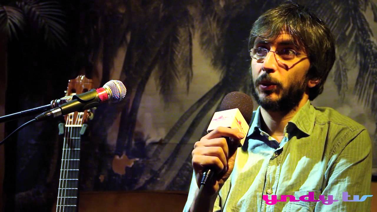 Entrevista a Xoel López