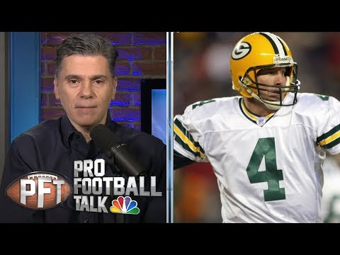 Video: NFL's ugliest departures: From Brett Favre to Art Modell | Pro Football Talk | NBC Sports
