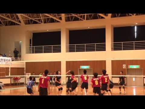 中学校春季バレーボール大会