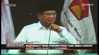 Video Kontroversi Prabowo Subianto Sebut Indonesia Bisa Punah Jika Dirinya Kalah - Pemilu Rakyat 19/12 MP3, 3GP, MP4, WEBM, AVI, FLV Desember 2018