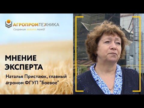 Мнение эксперта: зерносушилка С-20 Агропромтехника
