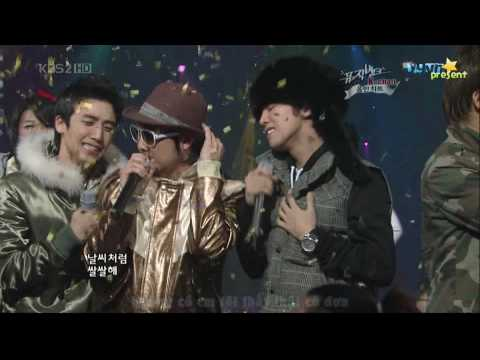 Haha - Happy Birthday to Our Beloved Dae Sung I'm sure that you'll laugh out loud while watching this =)) There was DaeTOP's moment xD --------------------- Brought...