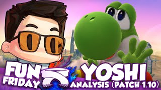 【Analysis】Is Yoshi As Good As People Say? – ZeRo